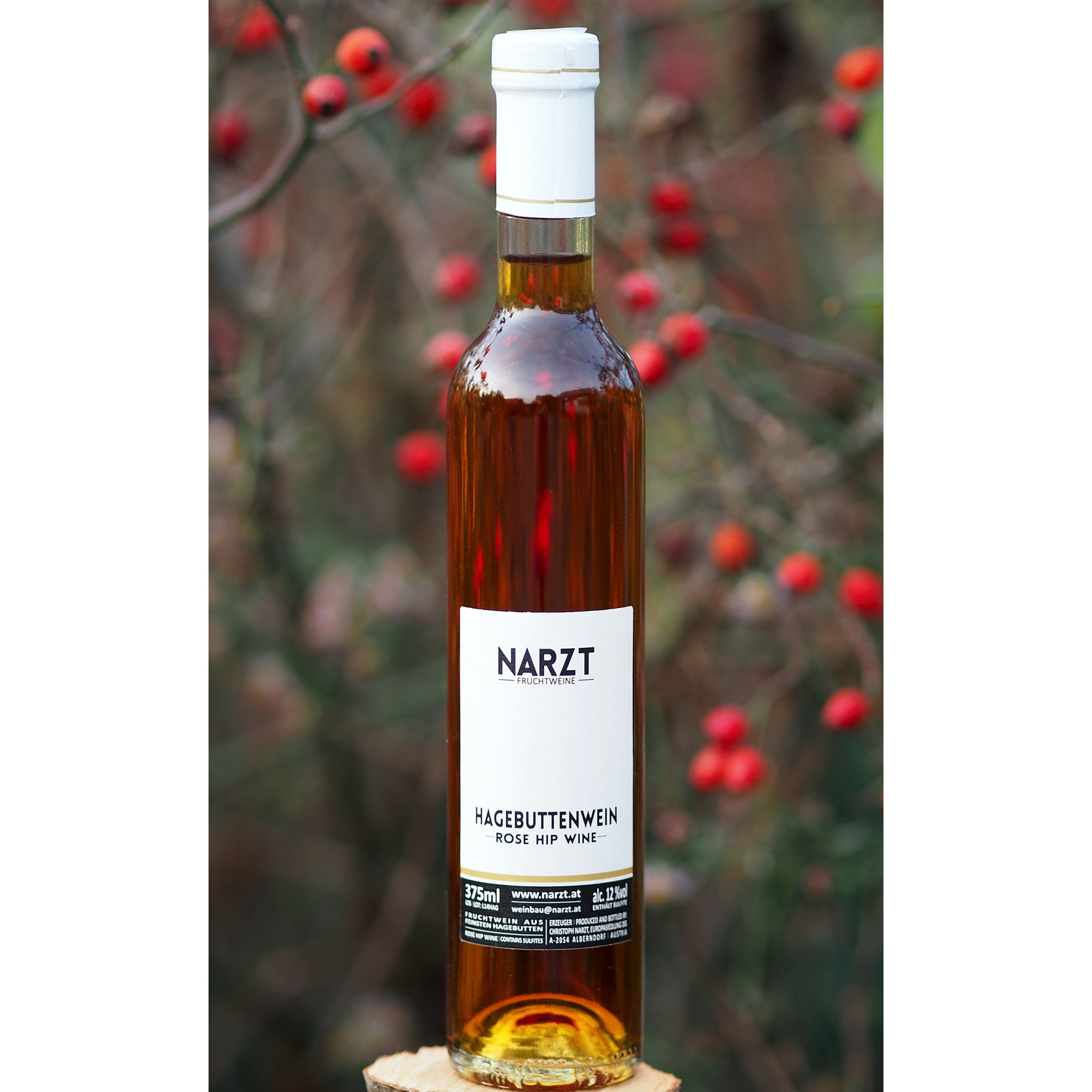 Rose Hip Wine