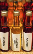 Sample Set - 7 different fruit wines