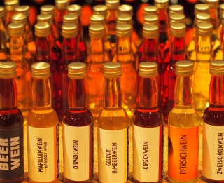 Sample Set 7 Fruit Wines